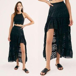 NEW Free People Dreamy Days Skirt